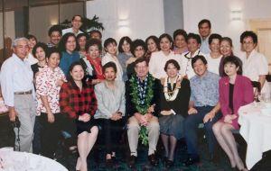 Our dear friends in Hawaii.